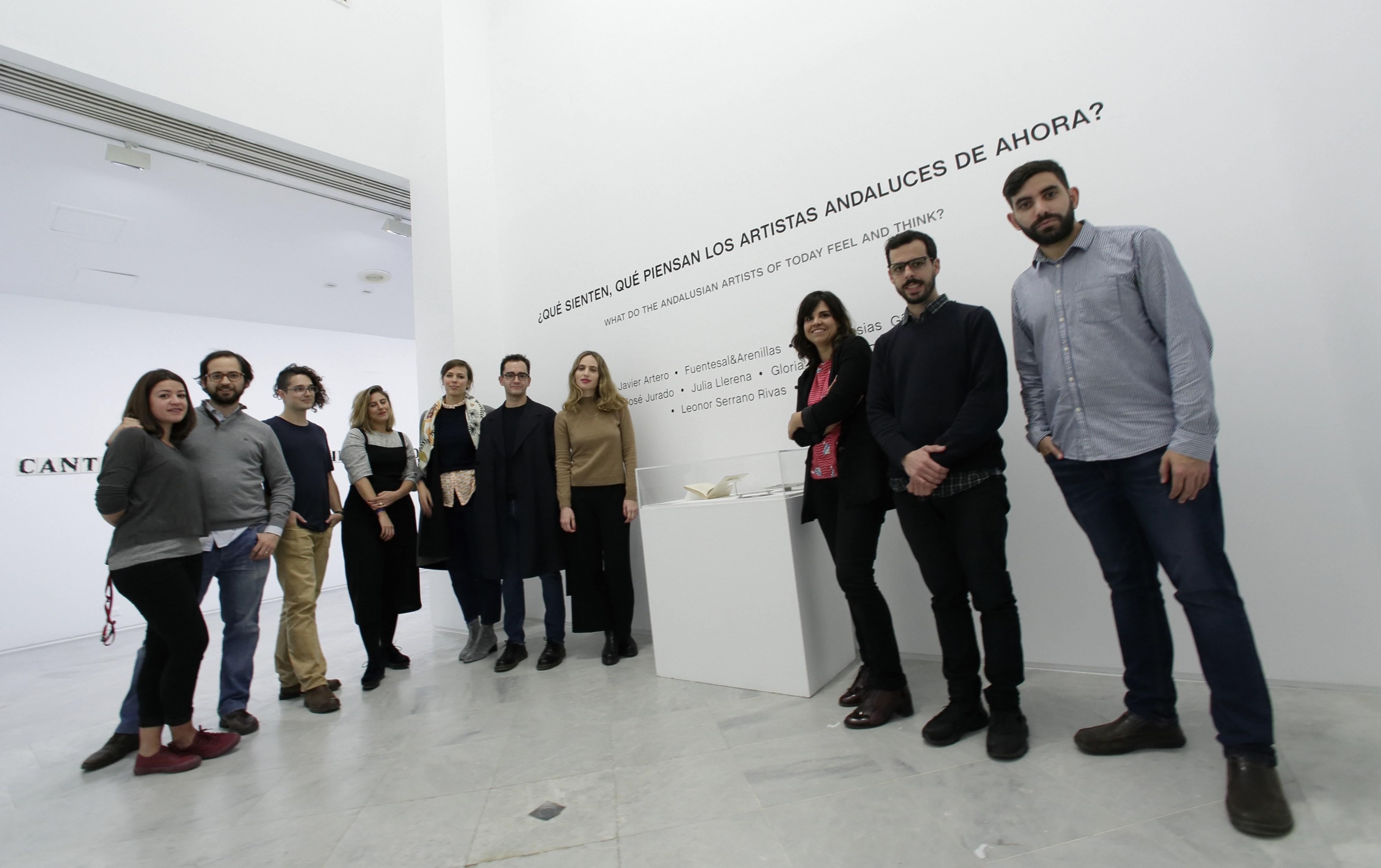 ¿Qué sienten los artistas andaluces?