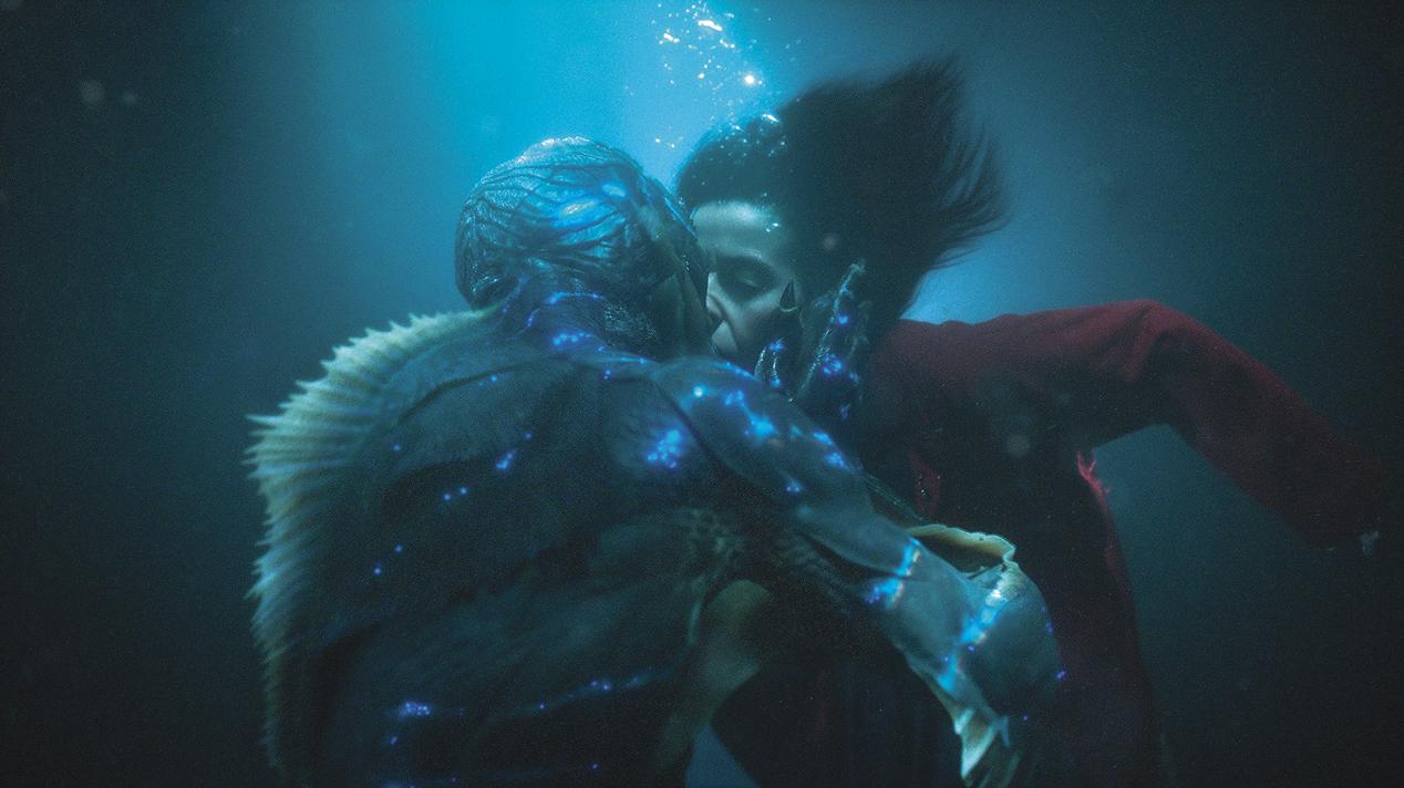 El amor en tiempos del agua
