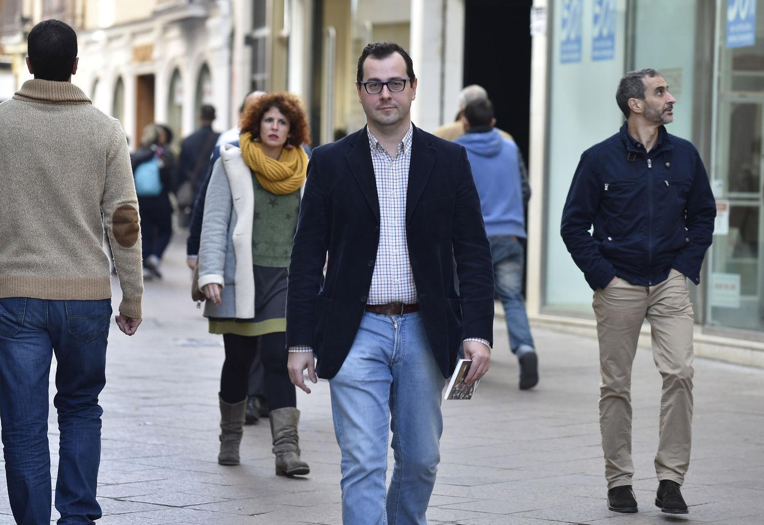"""""""Sevilla fue una ciudad que se vendió a los invasores sin ejercer la menor resistencia"""", Andrés González-Barba"""
