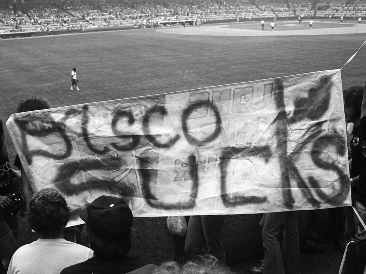 Cuando la Disco Demolition Night quemó la música disco